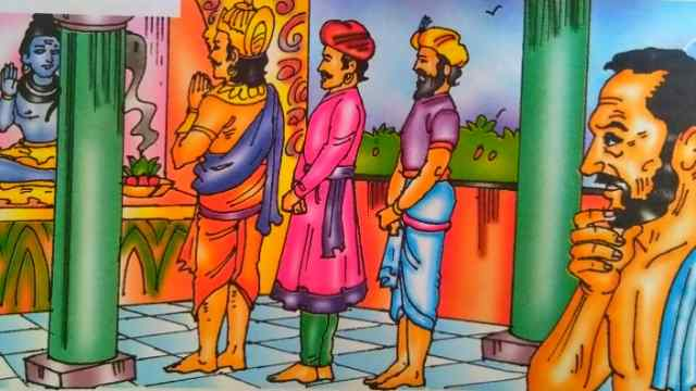 for Child Story in Hindi of God
