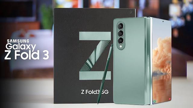 Samsung galaxy Z Fold3 Prix au Maroc, caractéristiques et fiche technique. Le Galaxy Z Fold3 12GB RAM