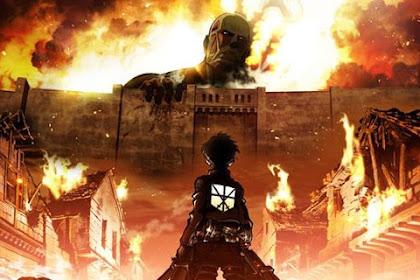 12 Anime yang Mirip Attack on Titan (Shingeki no Kyojin), Wajib Ditonton!