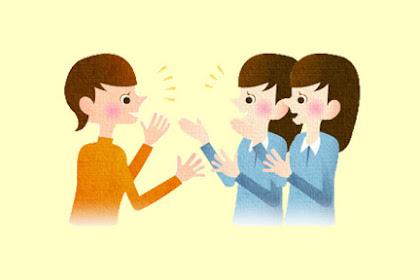 Percakapan Bahasa Arab 3 Orang Perempuan