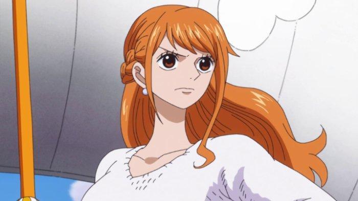 Nami Kru Bajak Laut Topi Jerami One Piece