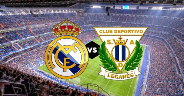 مشاهدة مباراة ريال مدريد وليغانيس بث مباشر اليوم 19-07-2020 بالدوري الإسباني