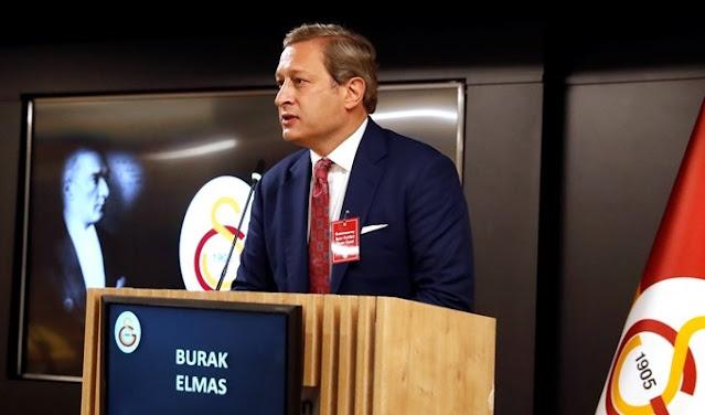 Seçim 2021   Burak Elmas: Galatasaray'ı aydınlık bir geleceğe taşıyacağız..