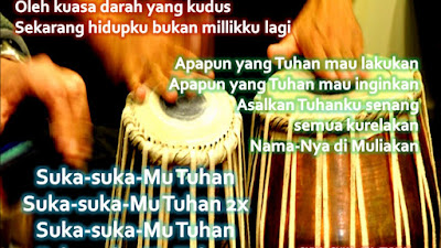Lagu Rohani Dangut - Suka SukaMu Tuhan Mp3