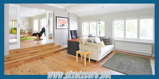Tips Menciptakan  Rumah yang Bernuansa Alami - gunakan material kayu