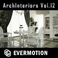 Evermotion Archinteriors vol.12 室內3D模型第12季下載
