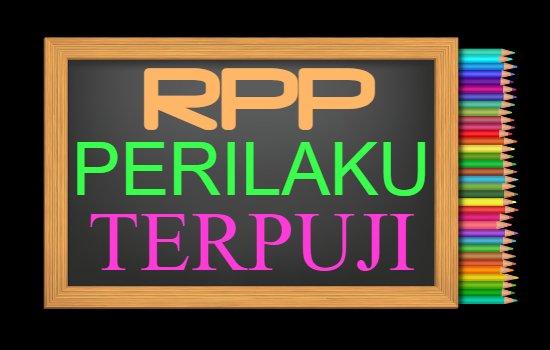 RPP PAI Kelas 1 Semester 2 Tahun 2020/2021, Materi Perilaku Terpuji