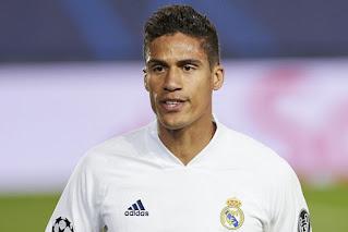 Real Madrid's Varane snubs Man United, chooses new club