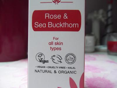 Protivráskové sérum s rakytníkom a ružou