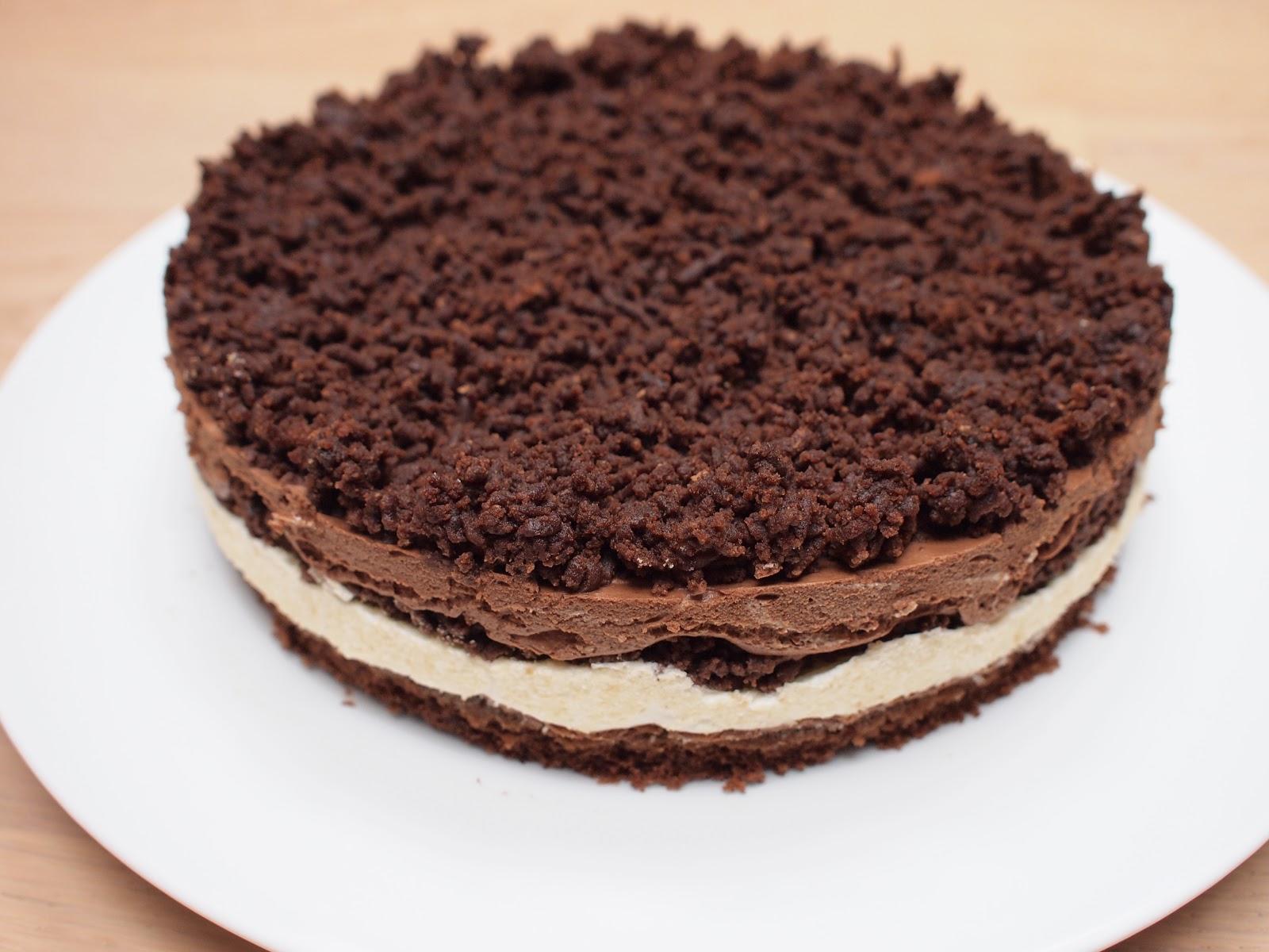 dort k narozeninám recept Zápisky Kačky Žvýkačky: Nejlepší dort na světě dort k narozeninám recept