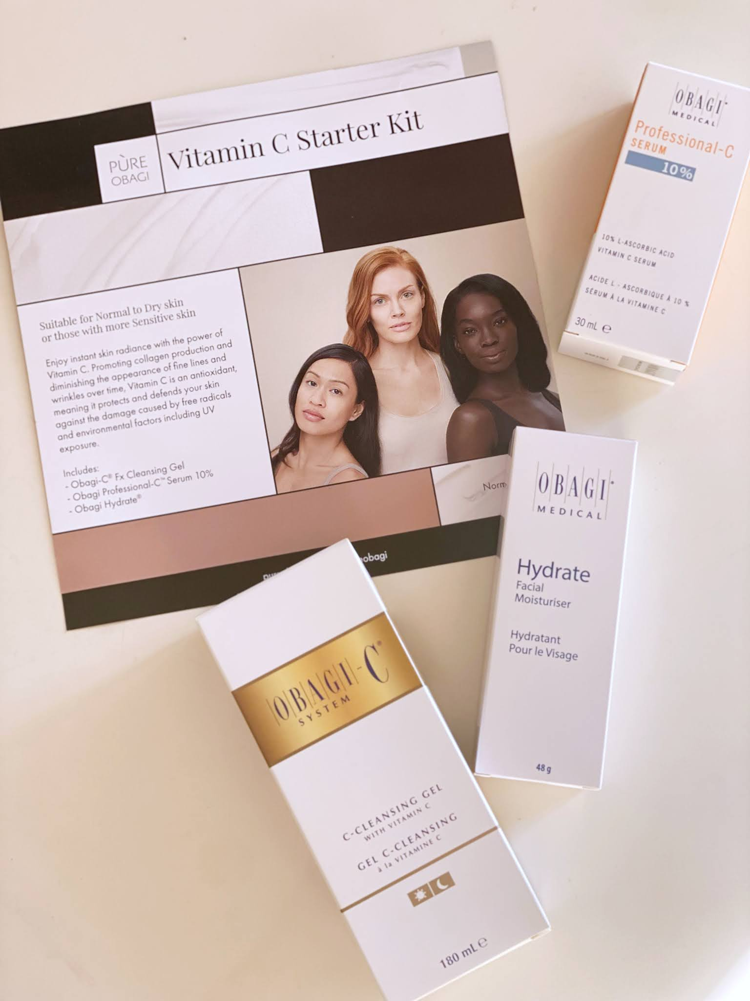 Starter Kit alla Vitamina C