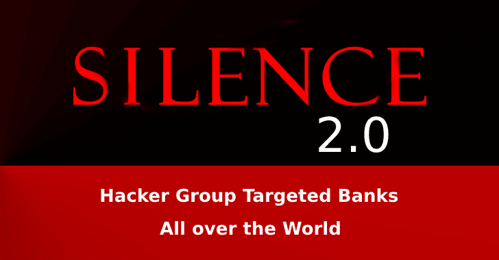Silence  - Silence 2BGroup - Silence Hacker Group Attack on Banks Around the World