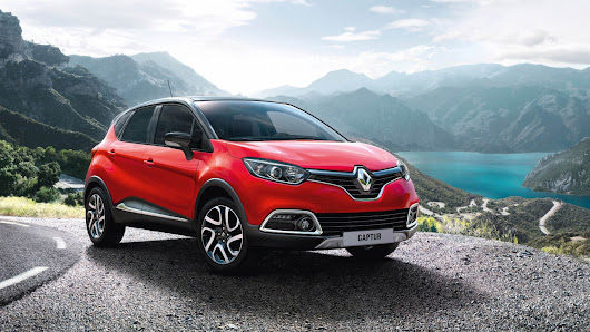 Renault Captur Signature | Wall Sports Cars