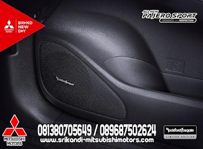 Front Speaker Rockford Fosgate Audio System