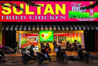 Sultan Fried Chicken Cab. Simpang 7 Kudus