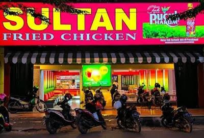 Sultan Fried Chicken Simpang 7 Membuka Lowongan Kerja