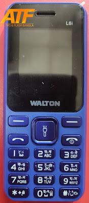 WALTON L6i FLASH FILE