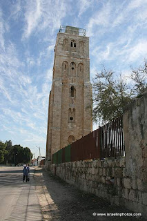 Israel Travel Guide: The Tower of Ramla