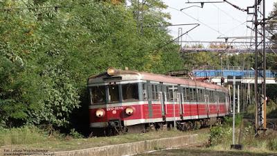 EN57-997 na stacji Rydułtowy
