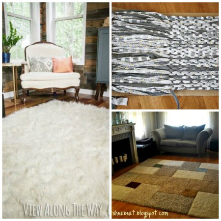 5 Incredible DIY Area Rug Ideas | Find My DIY