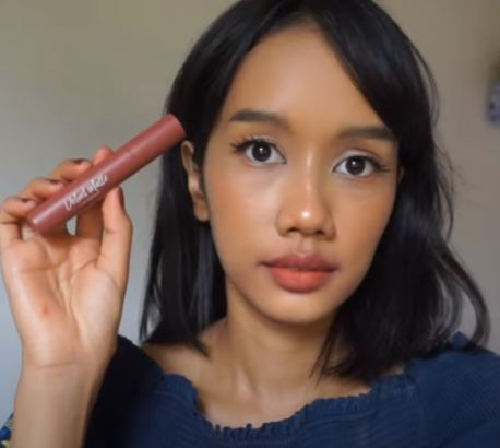 lipstik ombre, lipstik nude, lipstik merah, lipstik halal, wardah, wardah kosmetik