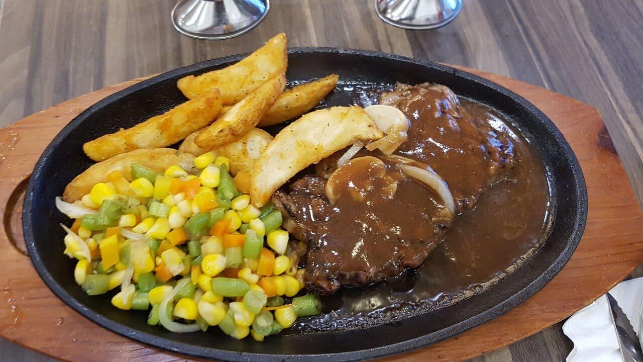 Blackpepper Beef Steak Recipe