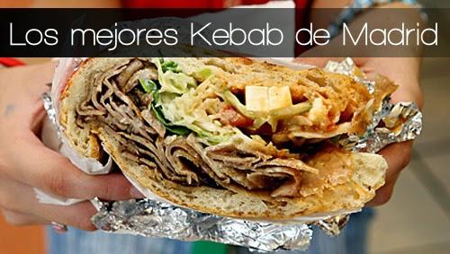 Los mejores Kebab de Madrid