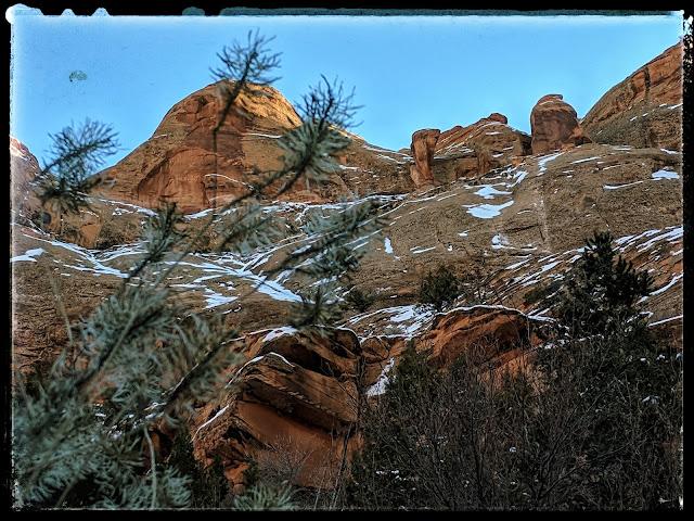 Grandstaff Canyon Trail Moab, Utah