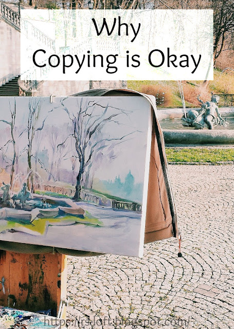Why Copying Is Okay