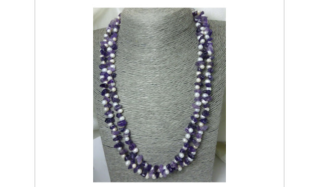 https://m.bonanza.com/listings/Amethyst-Gemstone-Nugget-White-Freshwater-Pearl-Long-Necklace-41-Inch/294988668