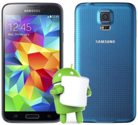 Root Samsung Galaxy S5 SM-G900F