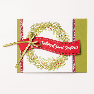 8 Stampin' Up! Curvy Celebrations Projects ~ Curvy Christmas ~ Quite Curvy #stampinup