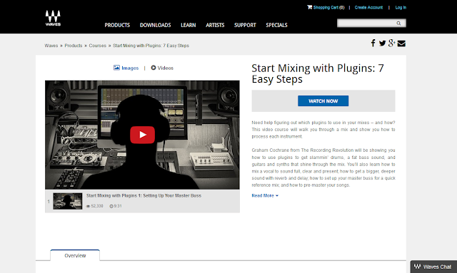 www.waves.com/courses/start-mixing-with-plugins
