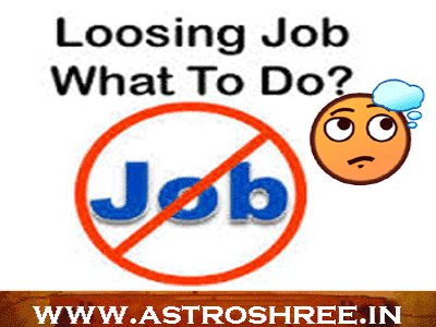 what to do while losing job