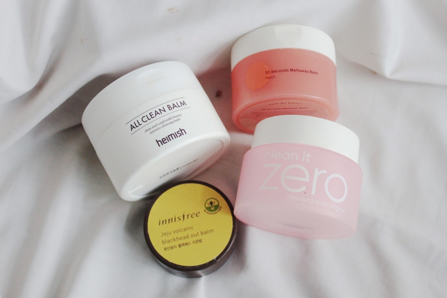 Cleansing Balm Untuk Double Cleansing