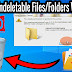 HOW TO DELETE UNDELETABLE FILES AND FOLDERS FROM WINDOWS 10/8/7 IN 2020