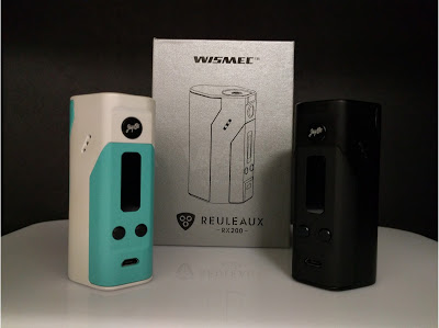 Wismec Reuleaux RX200 review