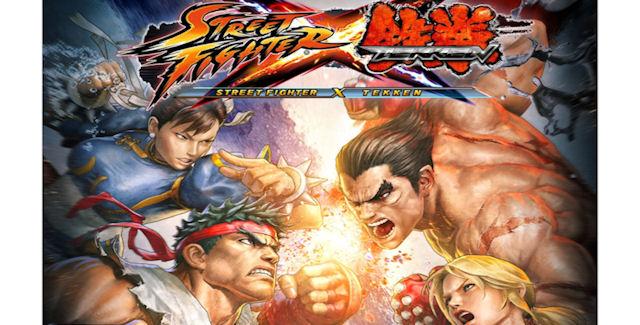 street fighter vs tekken game sunken