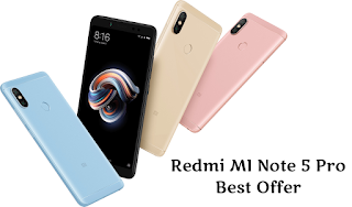 RedMi Note 5 Pro Best Offer