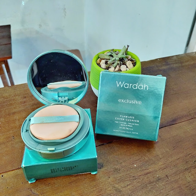 Wardah Cushion Exclusive Series (REVIEW)