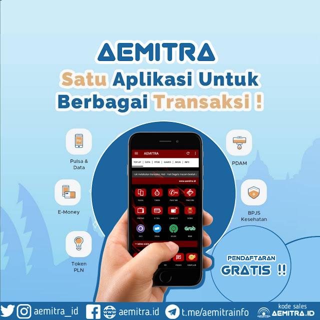 AEMITRA 1 Aplikasi untuk semua produk