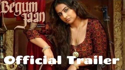 Begum Jaan 2017 Hindi HD Official Trailer 720p