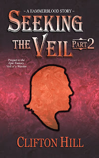 Seeking the Veil, Part 2 Book Cover