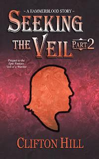 Seeking the Veil, Part 2 Book Cover