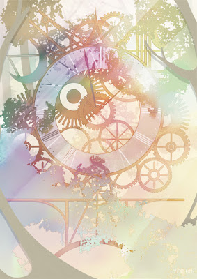 Time Traveler by Yee Hun