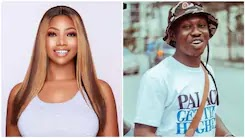 Peace at last: Tacha and Zlatan finally settle, congratulate each other online