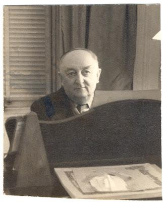 Thomas de Hartmann in the 1950s