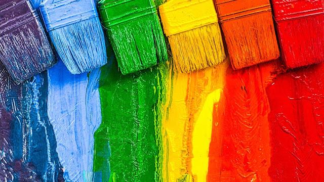 اعرف من أنت من الألوان