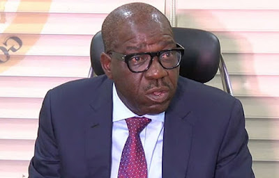 Ize-Iyamu sponsored protest over N20bn loan —Obaseki
