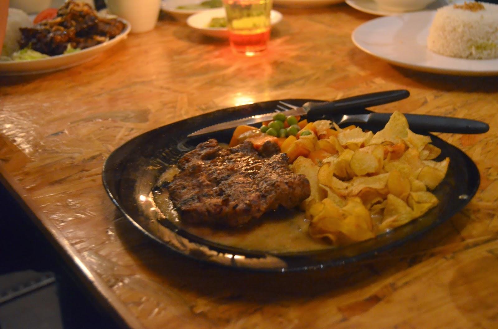 Rani Chan Story Kuliner Malam Hari Di Karnivor Bandung